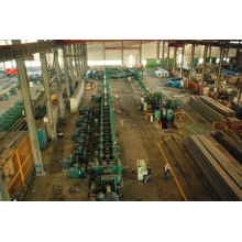 Steel pipe mills equipment